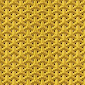 Bishamon Armor - Yellow