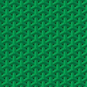 Bishamon Armor - Green