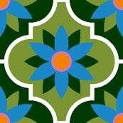 c-rhombus flower 2 - butterfly