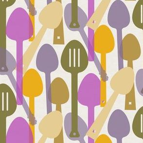 Spoons, Spoons, spoons