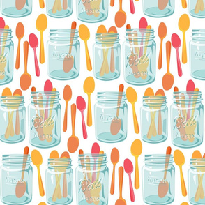 Party Spoons for Summer