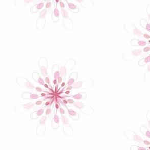 Spoon Floral pink