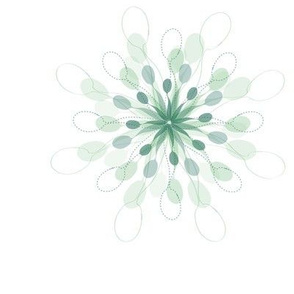 Spoon_Flower green