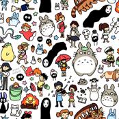 Kawaii Ghibli Doodle