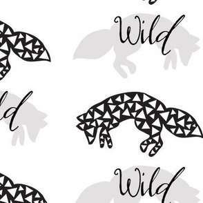 Wild Foxes Geo