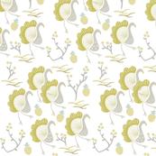 Turkey and Pineapple