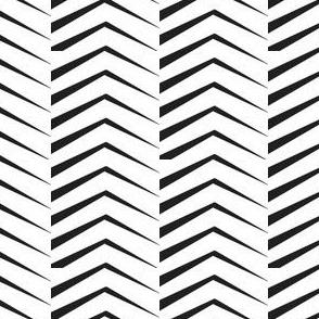 long triangle chevron