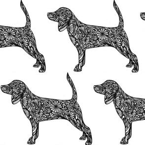 Doodle Dog - Beagle