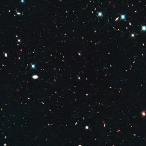 Hubble Candels Field