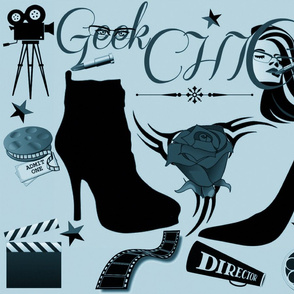 STARRING GEEK CHIC