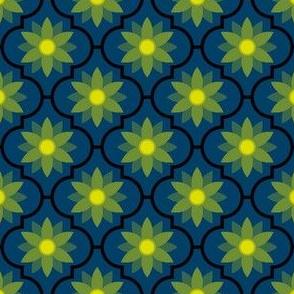 c-rhombus flower - firefly