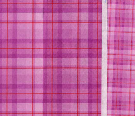 Pink Red Plaid (SMALL)