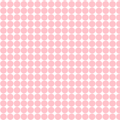 dots light pink