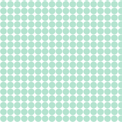 dots mint green