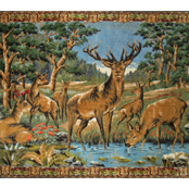 deer gobelin