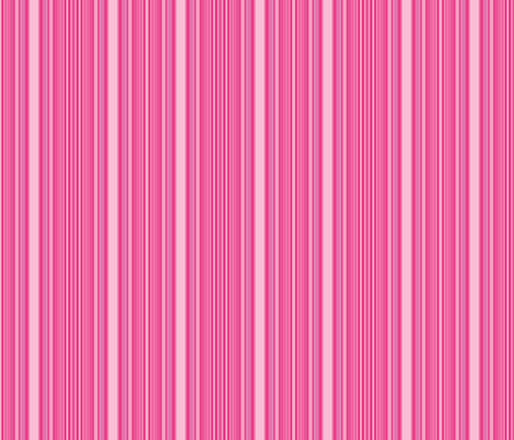 Bright Pink Stripe