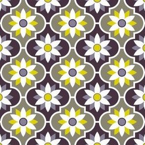 c-rhombus flower 2 - dream