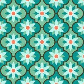 c-rhombus flower 2 - surf