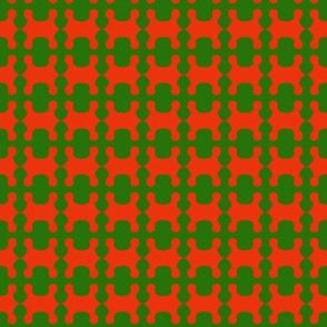 Tangerine Green Fields