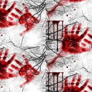 BLOODY HANDS horror
