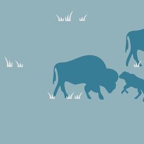 What the Bison Heard_reverse_aqua