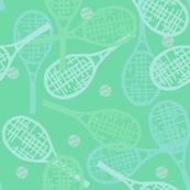 Tennis Mixed Doubles