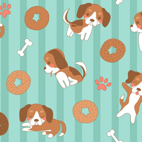 Beagles and bagels