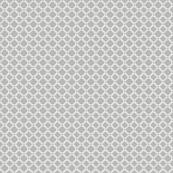 Ogee Trellis Mist Grey