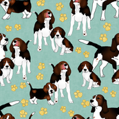 Pantone Puppies Lucite Green