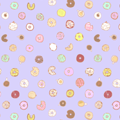 Donut You Want Some (purple)