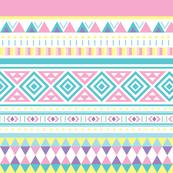 Southwest Aztec Print