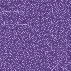 sharps on purple