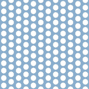 Cotton Tail Polka Dots