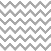 christmas chevron grey XL