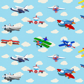 Soaring Airplanes