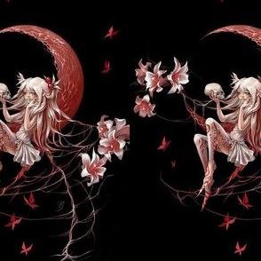 orange moon faerie