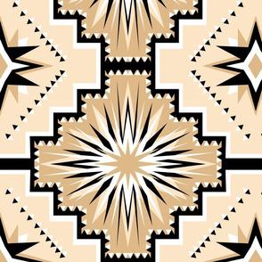 Browntone Starburst