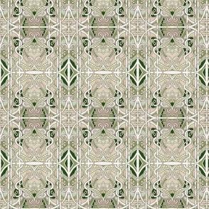 Nouveau Deco Whatchamachecky Kaleidoscope
