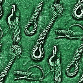 Sailor Knots (Green)