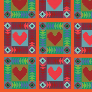 Southwest_love_quilt