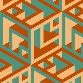 Milanese Cubes