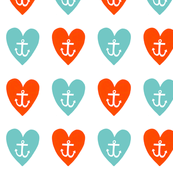 Love Anchor big print
