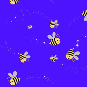 sparkle bees
