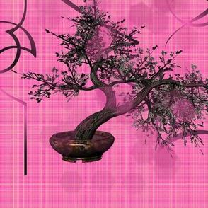 Cherry Blossom Bonsai Tree
