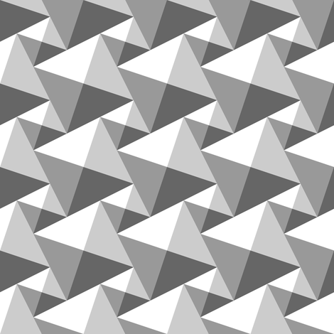 pyramid 2:1 - grey