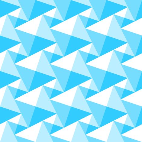pyramid 2:1 - blue sky