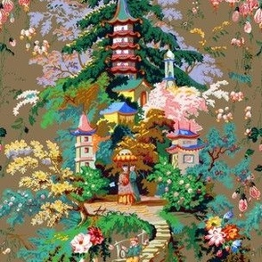 Chinoiserie Palace