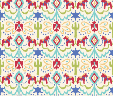 Sweet Southwest IKat