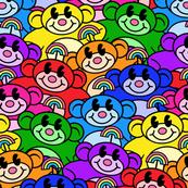 Rainbow Monkey