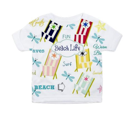 Ocean Way -Royal Beach Life - Navy